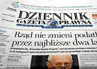 """W poniedziałek pierwszy numer """"Dziennika"""" z """"Gazetą Prawną"""""""