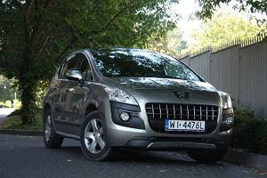 Peugeot 3008 - test | Za kierownic�