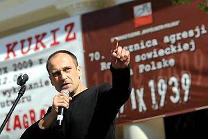 Paweł Kukiz zaśpiewał piosenkę o Katyniu