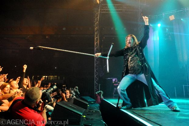 Koncert marzenie - Dream Theater w Bydgoszczy