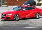 Więcej Audi spod znaku RS