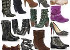 Rockowy trend - buty z ćwiekami