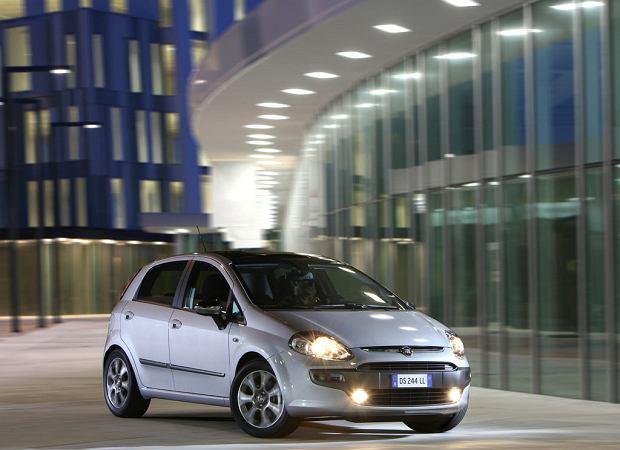 Fiat Punto Evo | Karta wozu