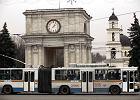 Kiszyniów, stolica Mołdawii.