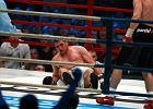Tomasz Adamek i Andrzej Go�ota na ringu