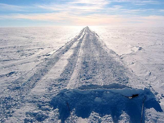 Antarktyda (fot. JOHN FEANEY AP)