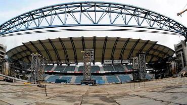 Budowa Stadionu Miejskiego w Poznaniu