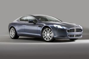 Aston Martin Rapide wyceniony