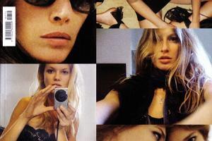 Kasia Struss na okładce Vogue Italia