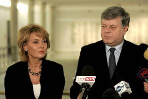 Szymanek-Deresz na czele kampanii Szmajdzi�skiego