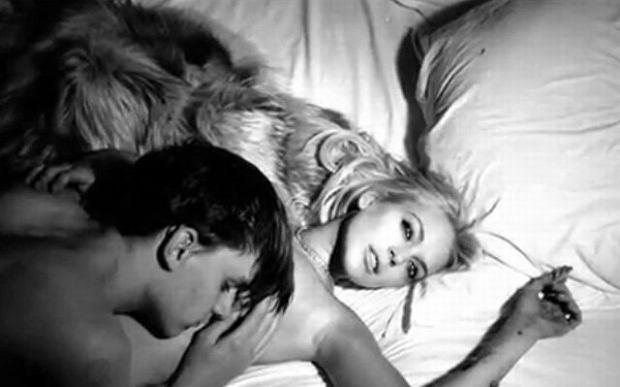 Seks-ta�ma z Lindsay Lohan trafi do sieci