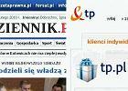 """Dziennikarz """"Dziennika Gazety Prawnej"""" zwolniony za krytyk� Telekomunikacji Polskiej?"""