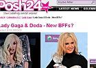 Zagraniczne media pisz� o Dodzie i Lady Gadze