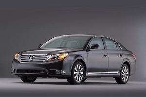 Odświeżona Toyota Avalon