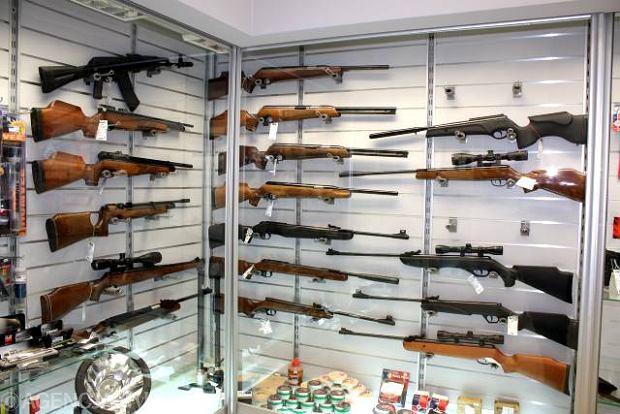 SLD chce ca�kowitego zakazu posiadania broni