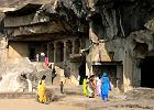 Podróże po Indiach - Maharasztra. Budda liczy palce