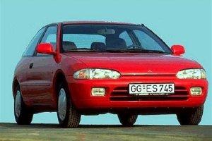 Mitsubishi Colt (1992-1997) - opinie Moto.pl