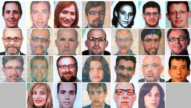 Zdjęcia 26 podejrzanych o zabójstwo jednego z założycieli Hamasu