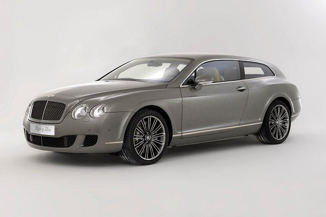 Carrozzeria Touring Superleggera Bentley Continental Flying Star