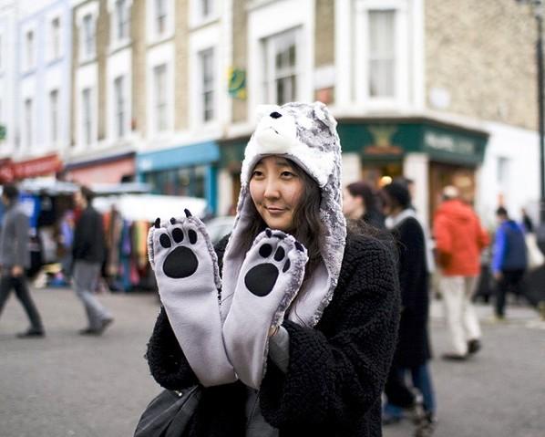 Shini prowadzi bloga Park & Cube