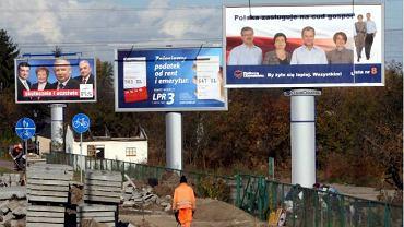 Na zdjęciu Wrocław, październik 2007
