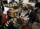 Uroczysto�ci pogrzebowe prezesa IPN Janusza Kurtyki