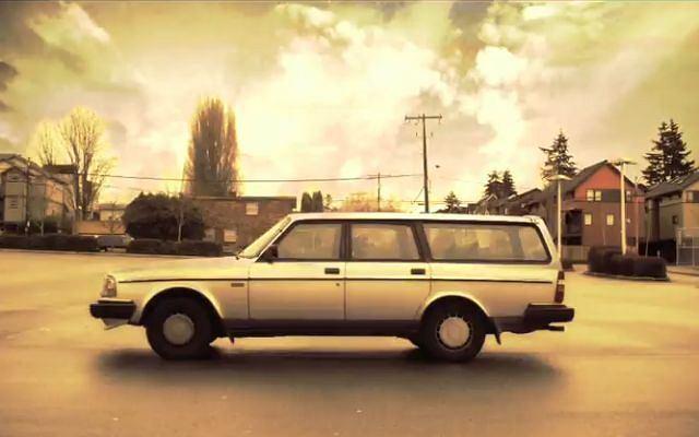 Volvo 240 DL kombi