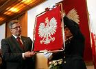 Polska nagrodzi�a przyjaci� Rosjan