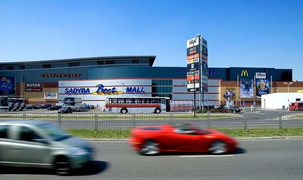 Nowe sklepy w sadyba best mall Sklepy designerskie warszawa