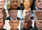 Wybory 2010. Kora, Smuda, Bartoszewski - znani popierają Komorowskiego [LISTA]