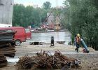 Powódź już na Mazowszu. 18 tysięcy osób do ewakuacji