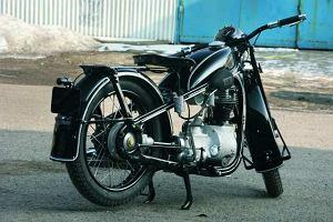 BMW R4 1936 r.| Test