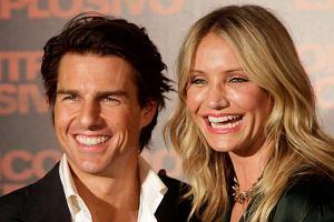 Tom Cruise i Cameron Diaz odbywaj� tournee po �wiecie promuj�c nowy film Knight and Day. Zdj�cia zrobiono w Brazylii.