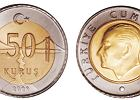 Tureckie monety zalewaj� Warszaw�. Wypr� 5-z�ot�wki?