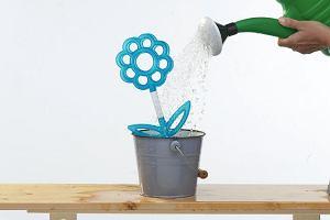 Podlewanie domowych kwiatów podczas urlopu