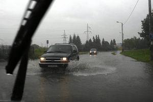 W Małopolsce ogłoszono trzy alarmy powodziowe