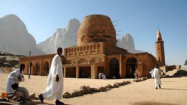 Meczet w Katmiji w Sudanie