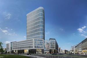Pl. Unii Lubelskiej: ruszają prace nad nowym wieżowcem