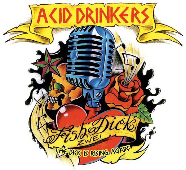 Acid Drinkers, okładka płyty
