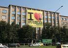 Minister �rodowiska: - I love Puszcza Bia�owieska