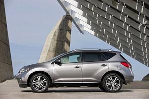 Nissan Murano 2.5 dCi - test | Pierwsza jazda
