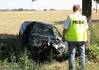 W maj�wk� na polskich drogach co 12 minut kto� zostawa� ranny