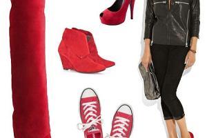 Czerwone buty - GALERIA!