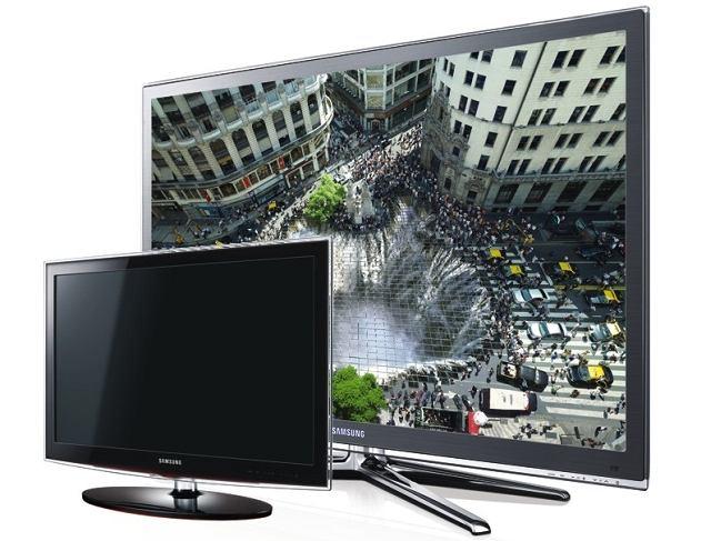 Telewizor Samsung 3D i 2D