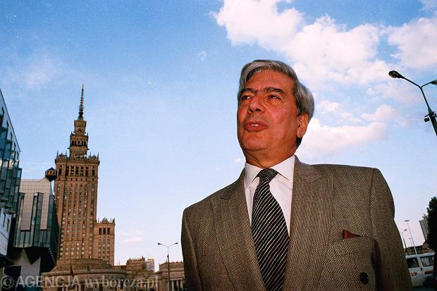 Mario Vargas Llosa laureatem Literackiej Nagrody Nobla