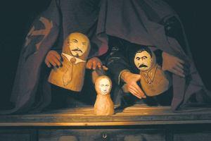 Teatr lalkowy dla doros�ych. Spektakle erotyczne i polityczne
