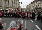 Blokada marszu narodowców