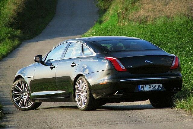 Jaguar XJ 5.0 V8 Portf...