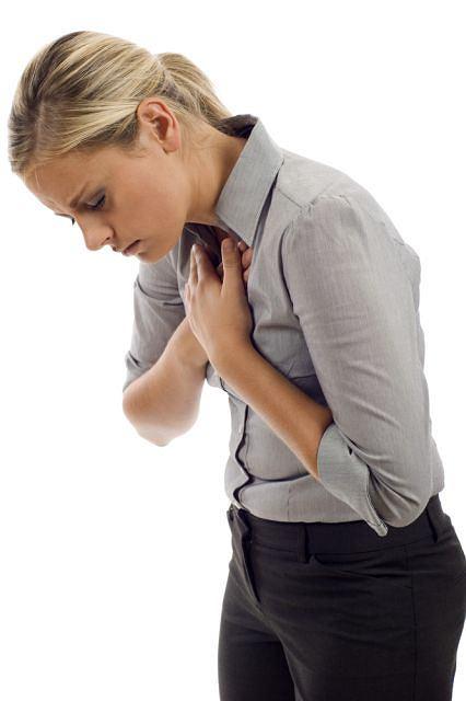 Ból przy oddychaniu
