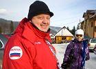 Coraz mniej Rosjan przyje�d�a w Beskidy
